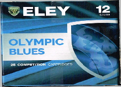 Eley Olympic Blues 12
