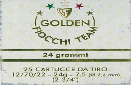 Fiocchi Golden Trap