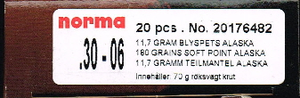 Norma- 30-06