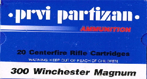 Privi .300 Win Mag